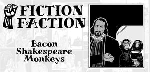 Bacon Shakespeare Monkeys