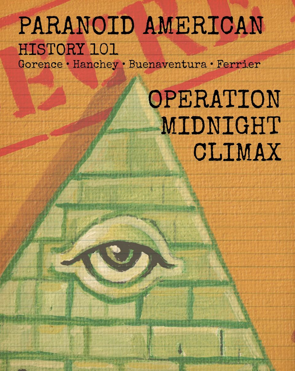 Paranoid American History - Operation Midnight Climax